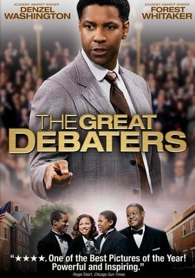 the great debaters ourvoices the great debaters